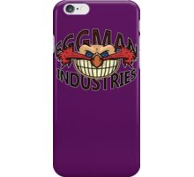 Eggman Industries iPhone Case/Skin