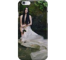 Haunted Muse - Mossy Muse iPhone Case/Skin