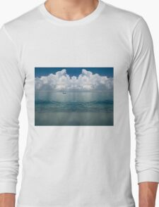 Tropical beach (Curaçao) T-Shirt
