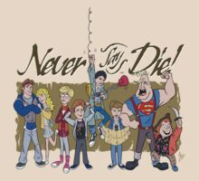 Never Say Die! by Andrew Jones