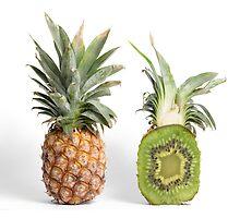 Pineapple or Kiwi by brookiemonsterr