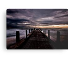 Olivers Hill, Frankston. Metal Print