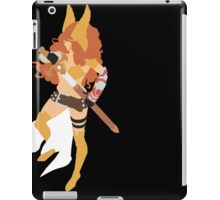 Angela Simplistic iPad Case/Skin