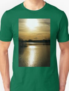 Morning Reflection Unisex T-Shirt