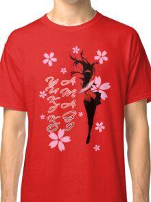 Yukiko Amagi Cherry Blossoms Classic T-Shirt