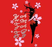 Yukiko Amagi Cherry Blossoms Unisex T-Shirt