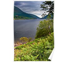 Heavy Skies Over Thirlmere Poster