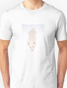 Snow Dog Unisex T-Shirt