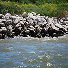 rocky shore by JenniferJW