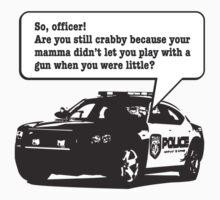 272 Cop Car1 T-Shirt