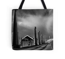 dockside. hobart, tasmania Tote Bag