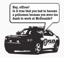 274 Cop Car3 T-Shirt