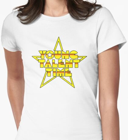 Young Talent Time? Womens Fitted T-Shirt