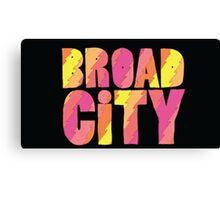 Broad City Canvas Print