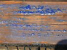 Railroad Tie on  a Hot Day© by walela