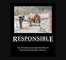 Life's Lesson 11 - Responsible Unisex T-Shirt