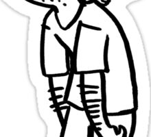 Death G. Reaper - Comic Shop Guy Sticker