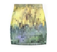 Abstract expression by rafi talby ipad cases Mini Skirt