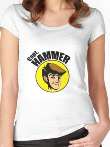 Hammer is the BEST Women's Fitted Scoop T-Shirt