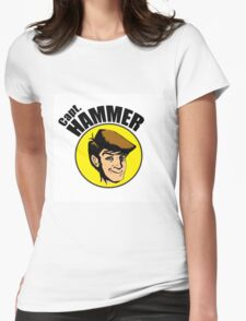 Hammer is the BEST Womens Fitted T-Shirt