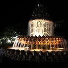 Charleston Harbor View Fountain by Blaze66