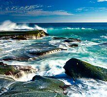Tourquoise Tempest by photosbyflood