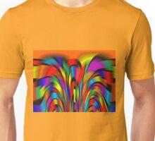 A Colorful Integration  Unisex T-Shirt