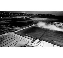 Bondi Pool Photographic Print