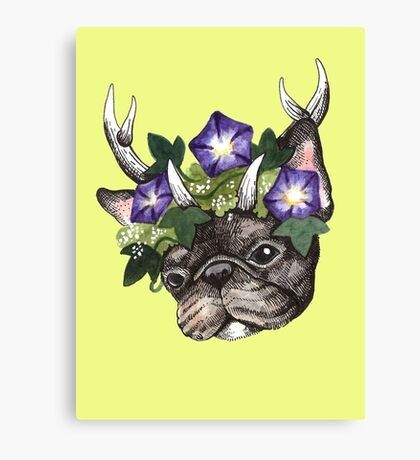 Princess Lulu Canvas Print
