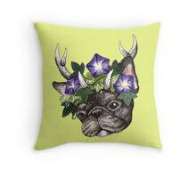 Princess Lulu Throw Pillow