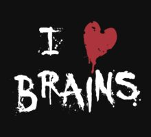 I HEART BRAINS.... by xTRIGx