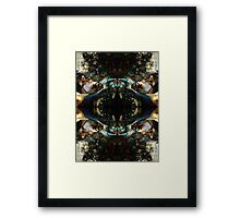 The Tanager 2 Framed Print