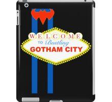Gotham Vegas Sign iPad Case/Skin
