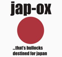 Jap-ox by TimChuma