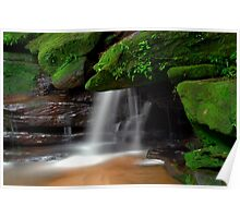 Sommersby Lower Falls Poster