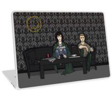 Bond Night Laptop Skin