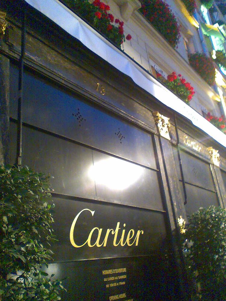 Closed Cartier by Branka Ranisavljevic