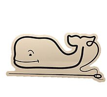 vineyard vines thread and needle whale by quinc3y