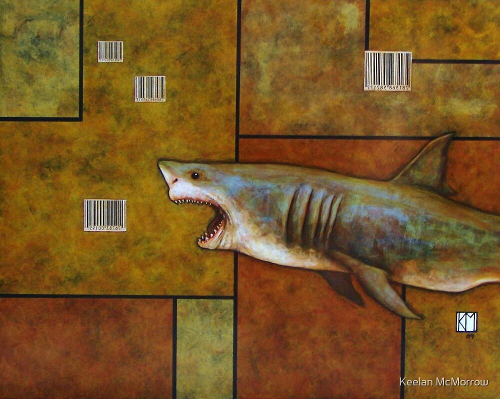 Consumer Shark by Keelan McMorrow