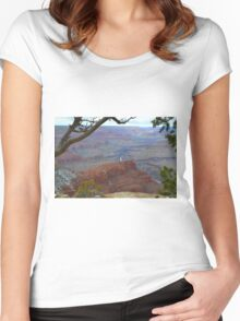Grand Canyon 11 Women's Fitted Scoop T-Shirt