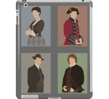 Outlander - Cast iPad Case/Skin