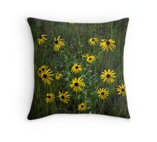Wild Bouquet Throw Pillow