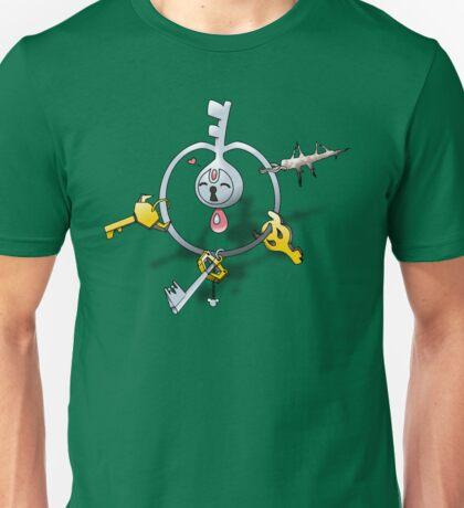 Keys to My Heart Unisex T-Shirt