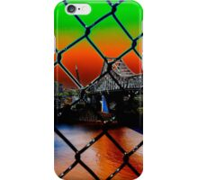 Brisbane River iPhone Case/Skin