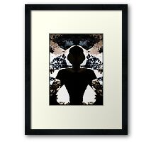 The Tanager Framed Print