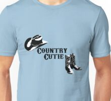 Country Cutie Unisex T-Shirt