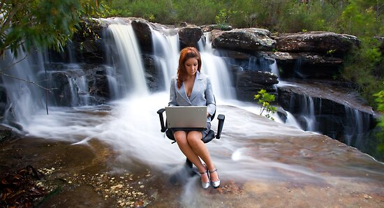 Work Flow by Geoff Coleman - Conceptuals