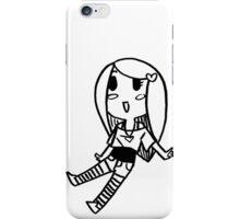 Death G. Reaper - Jessie iPhone Case/Skin