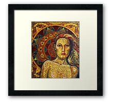 Tessellations Framed Print