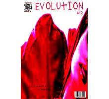 EVOLUTION COVER NO  2 Photographic Print